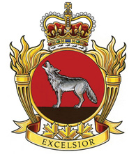 4th Canadian Division Training Centre Meaford Crest