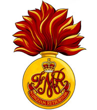 Fusiliers Mont-Royal Badge