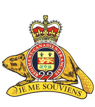 Royal 22e Régiment Badge