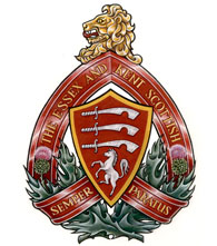The Essex and Kent Scottish Crest