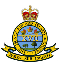 The Prince Edward Island Regiment Badge