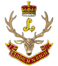 Ensign du The Seaforth Highlanders of Canada