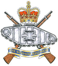 Windsor Regiment Badge