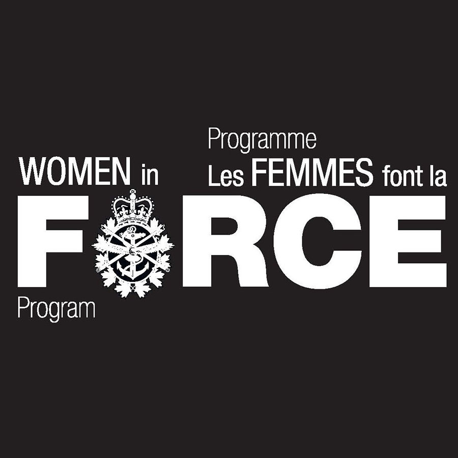 The Women in Force Program hopes to help the CAF achieve its goal of increasing the enrollment of women by one per cent annually in order to better reflect Canadian society.