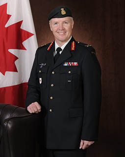 Commander, 4th Canadian Division