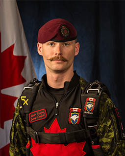 Master Corporal Jeremy Canfield