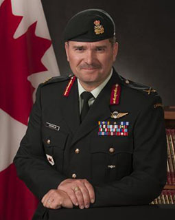Brigadier-General Hercule Gosselin, Commander 2nd Canadian Division and Joint Task Force (East)
